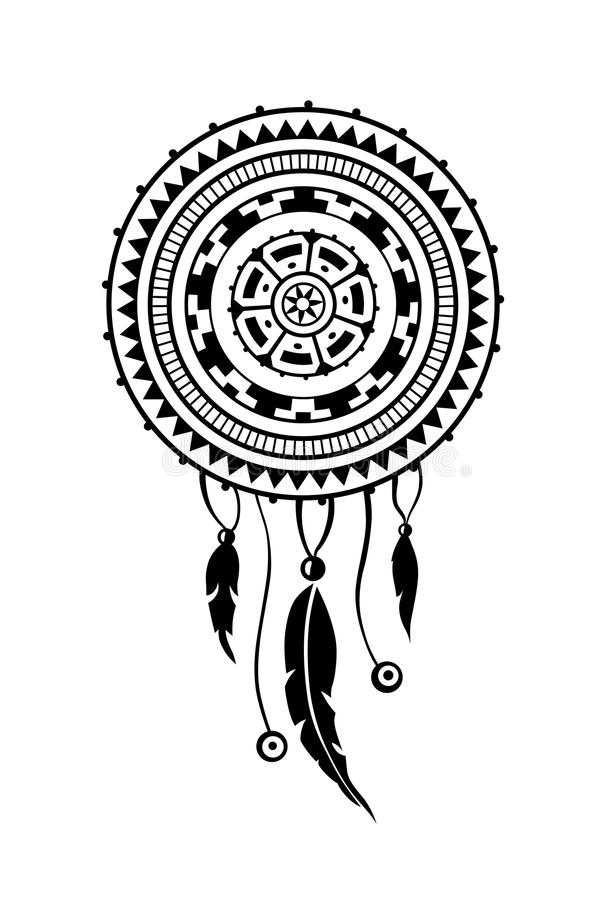 amulette illustration stock