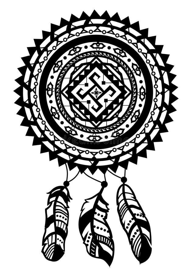 amulette illustration de vecteur
