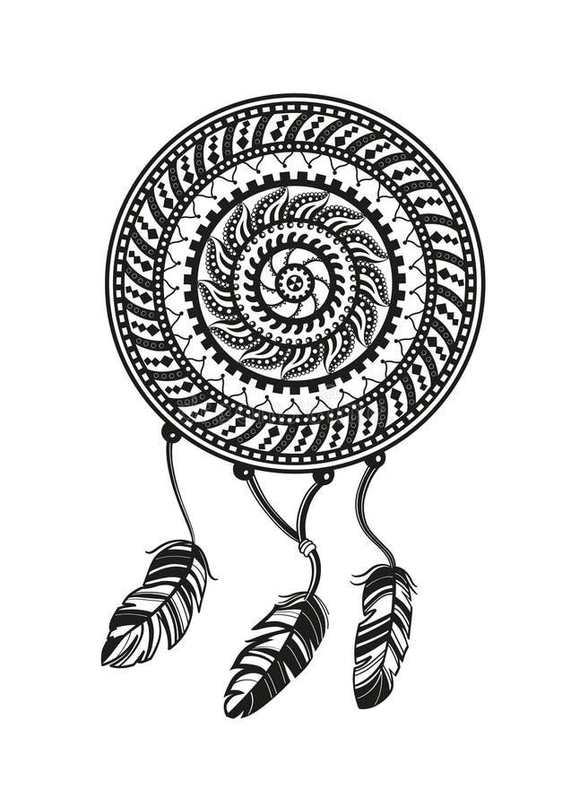 amulette illustration libre de droits