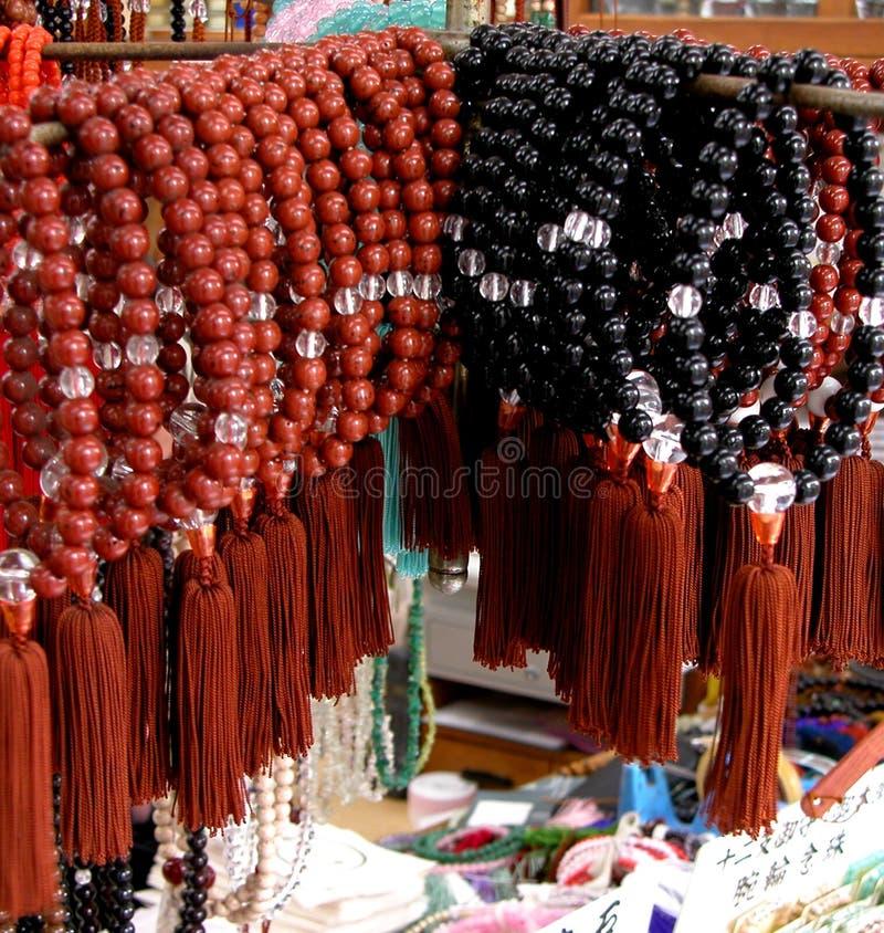 Amulettes du Japon image stock