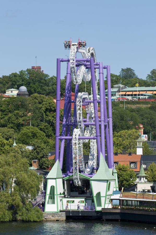 Download Amusement attraction editorial image. Image of ride, summer - 27548535