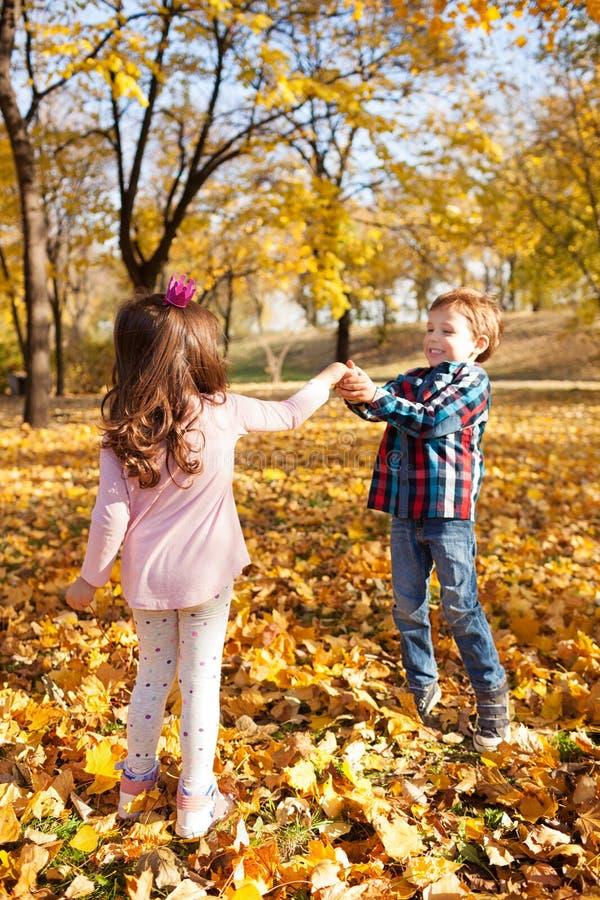 Amusement d'automne photographie stock libre de droits