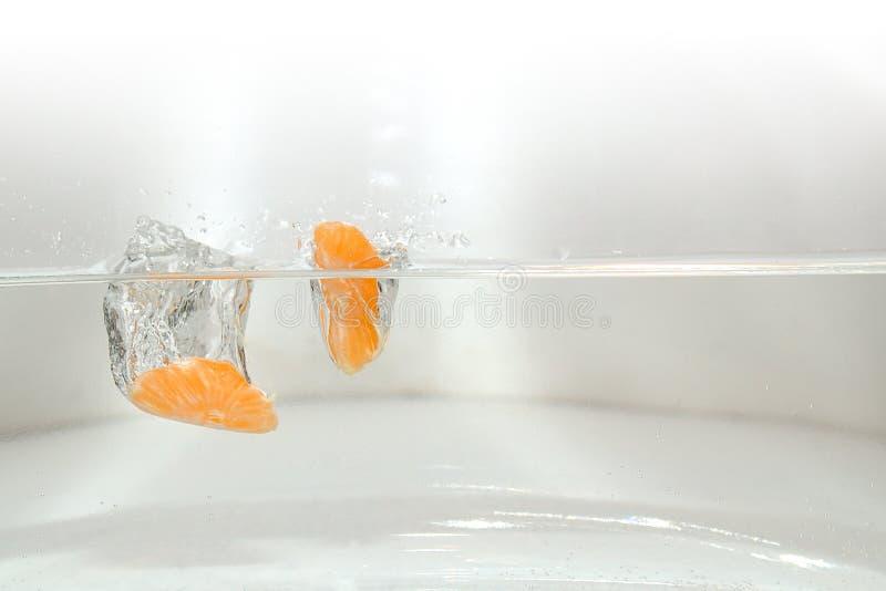 Amusement de mandarine photo stock