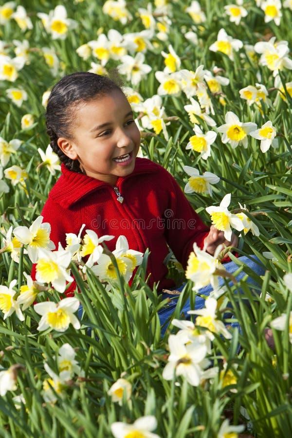 Download Amusement de printemps photo stock. Image du verticale - 8660340