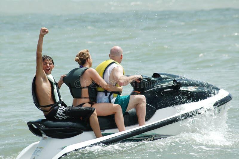 Amusement de sport d'été photo libre de droits