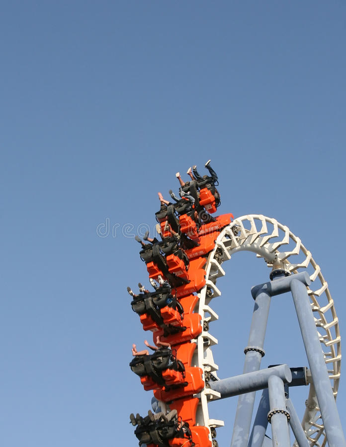 Download Amusement Park stock photo. Image of fear, speed, height - 15425308