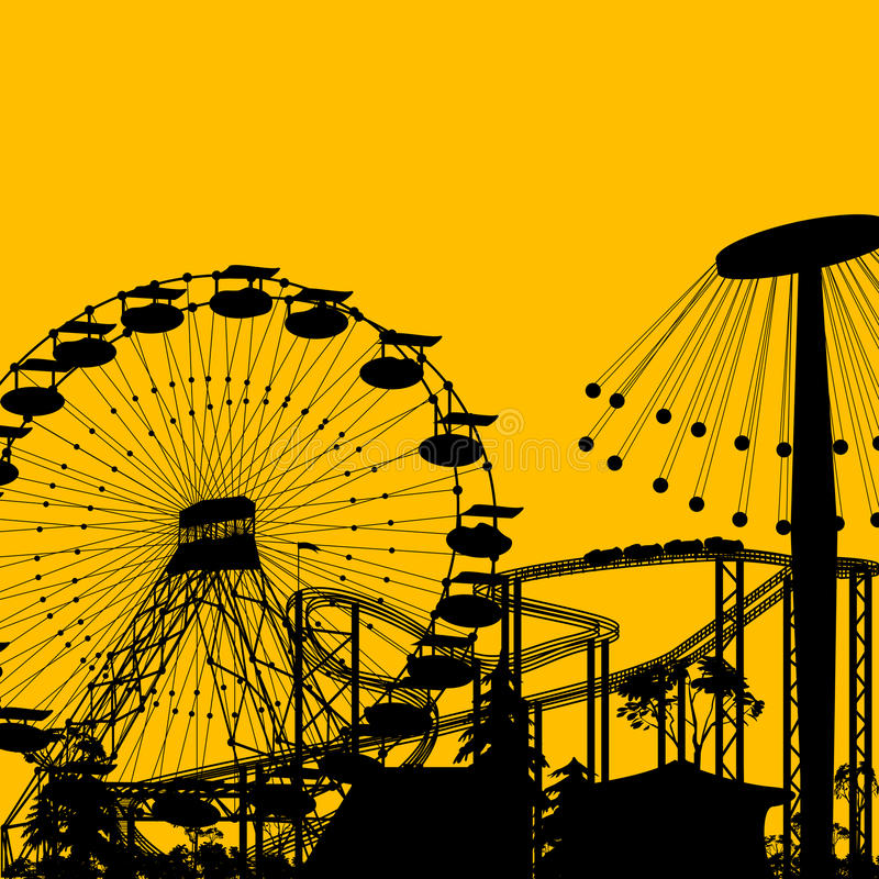 Free Amusement Park Royalty Free Stock Images - 16911919