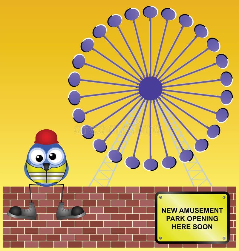 Download Amusement park stock vector. Illustration of ornithology - 26065561