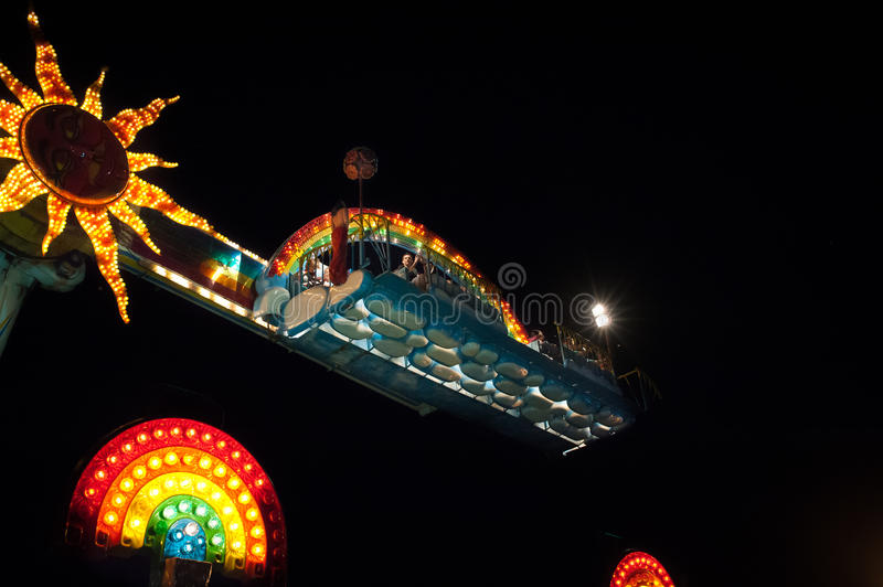 Download Amusement park stock photo. Image of carnival, child - 26333238