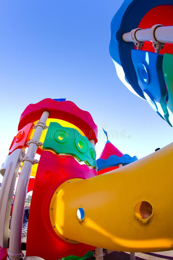 Download Amusement park, castle toy stock illustration. Image of colorful - 22985321