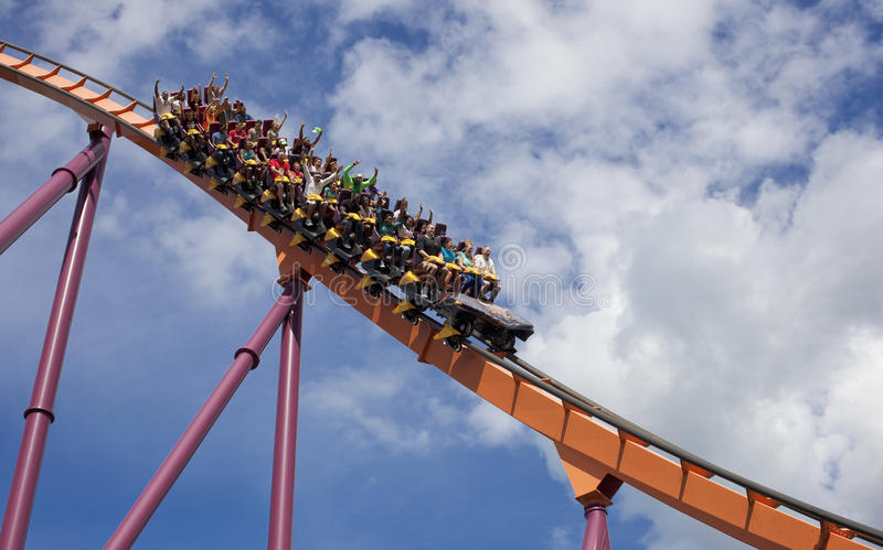Download Amusement Park Editorial Photo - Image: 35278201