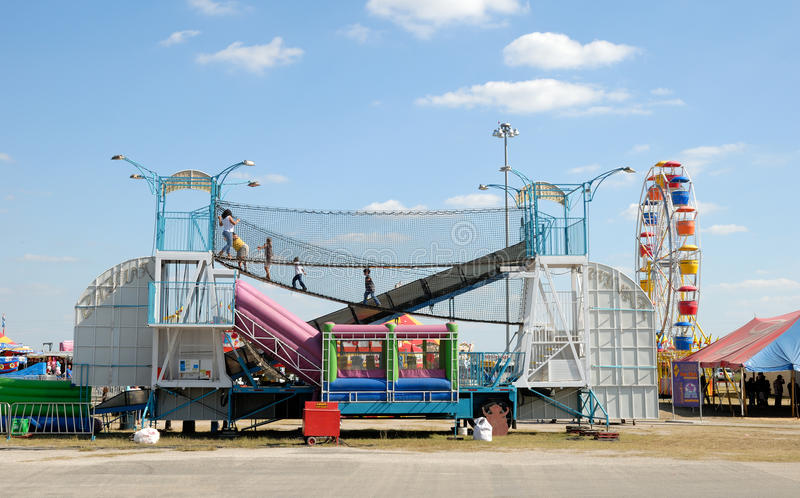 Download Amusement park in Texas editorial stock image. Image of play - 18098174