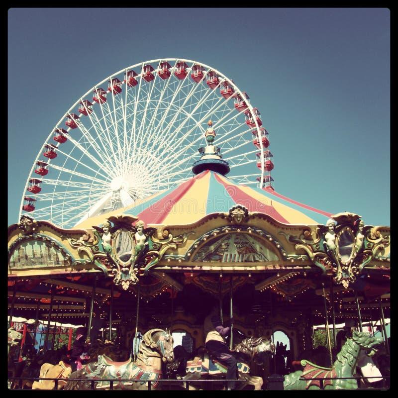 Free Amusement Rides Royalty Free Stock Image - 31642026