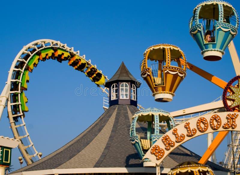 Download Amusement Rides stock photo. Image of loop, around, kids - 5833210