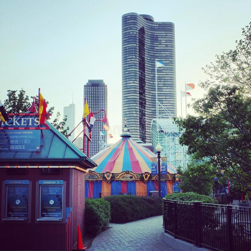 Download Amusement Rides editorial photography. Image of recreation - 37183782