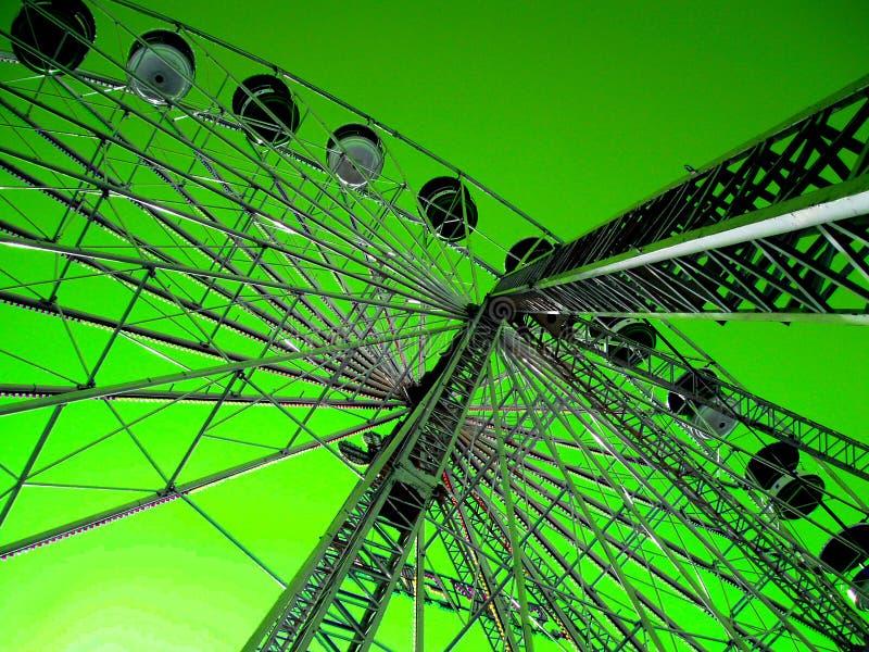 Amusement vert photo libre de droits