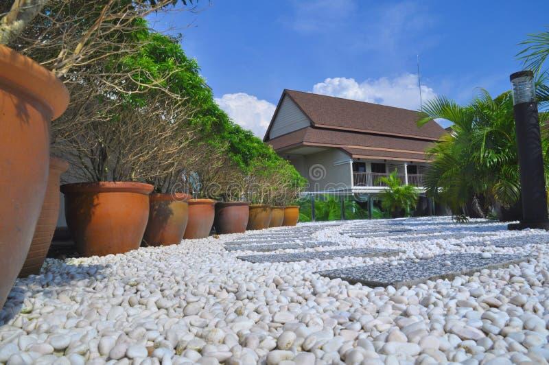 Amverton小海湾pulau carey巴生马来西亚 免版税库存图片