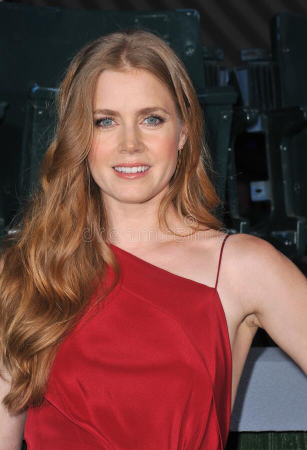 Amy Adams. LOS ANGELES, CA - September 19, 2012: Amy Adams at the premiere of her movie \'Trouble With The Curve\' at the Mann Village Theatre, Westwood..Picture stock photos
