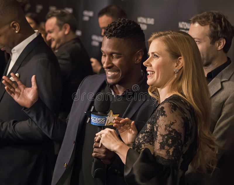 Download Amy Adams Scores At NBR Film Awards Editorial Stock Image - Image: 83721244