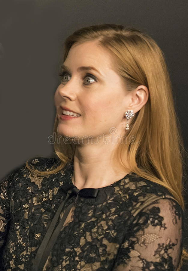Download Amy Adams Scores At NBR Film Awards Editorial Stock Image - Image: 83721359