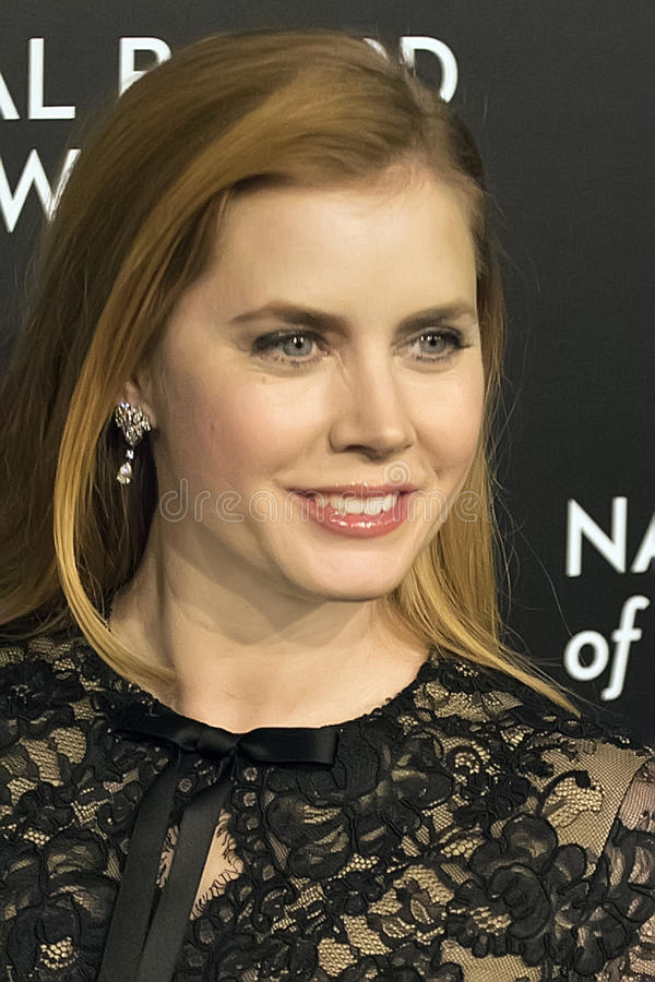 Download Amy Adams Scores At NBR Film Awards Editorial Stock Photo - Image: 83724473
