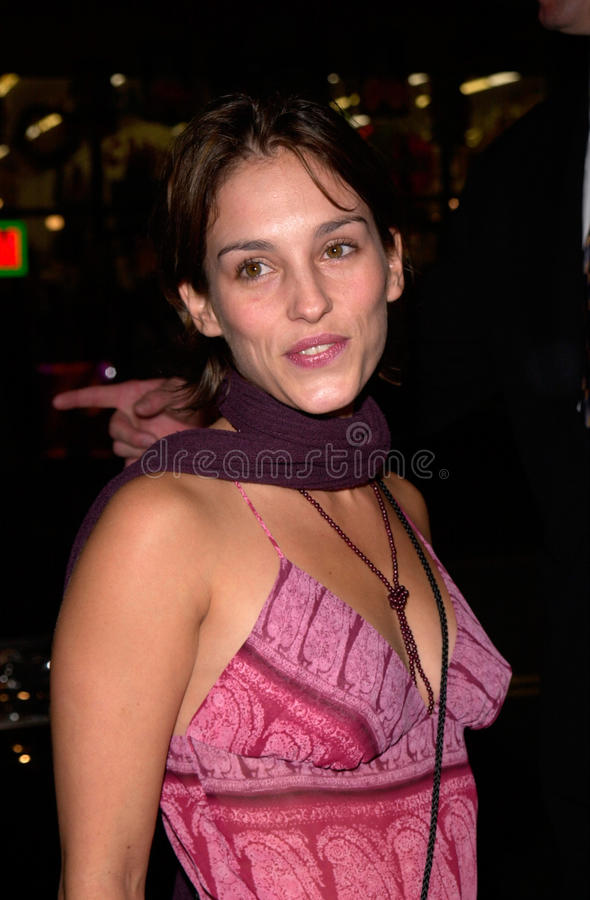 Download Amy Jo Johnson editorial photo. Image of angels, actress - 26912101
