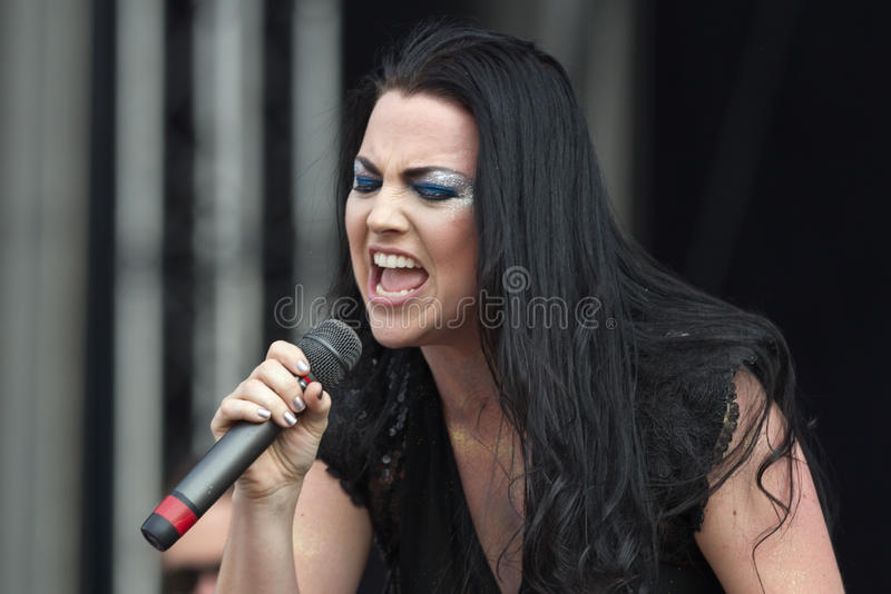 Download Amy Lee editorial image. Image of vocalist, american - 28631820