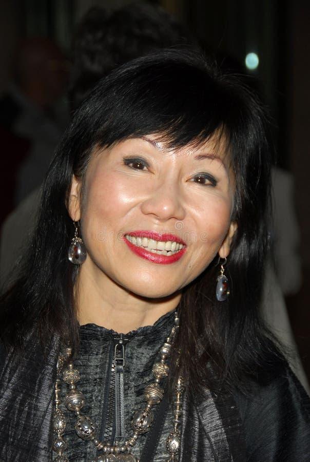 Amy Tan fotografia de stock