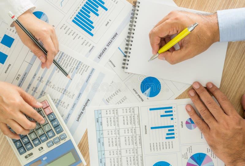 análise e trabalho fotografia de stock royalty free