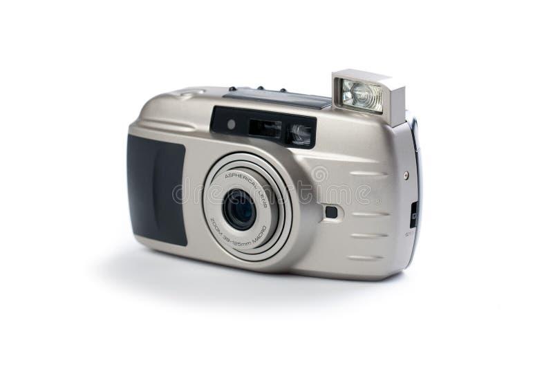 Análogo cámara de 35 milímetros imagen de archivo