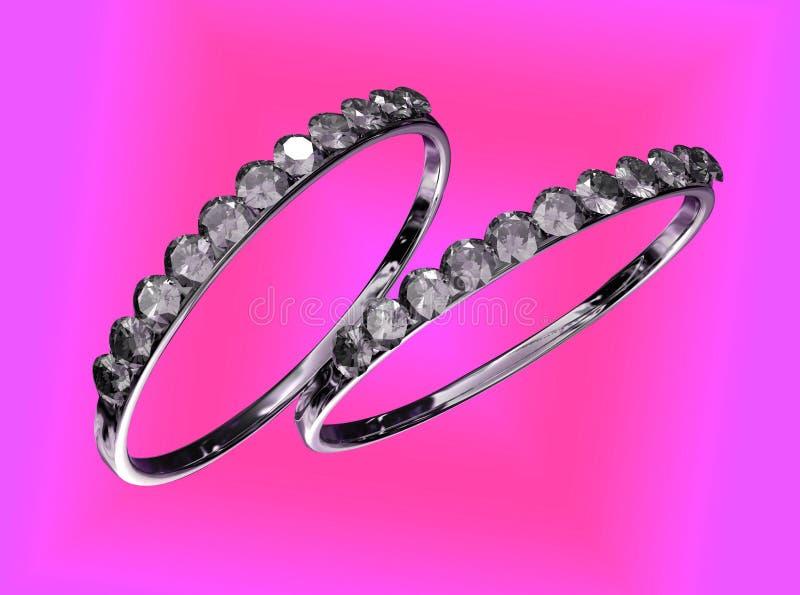 Anéis imagens de stock