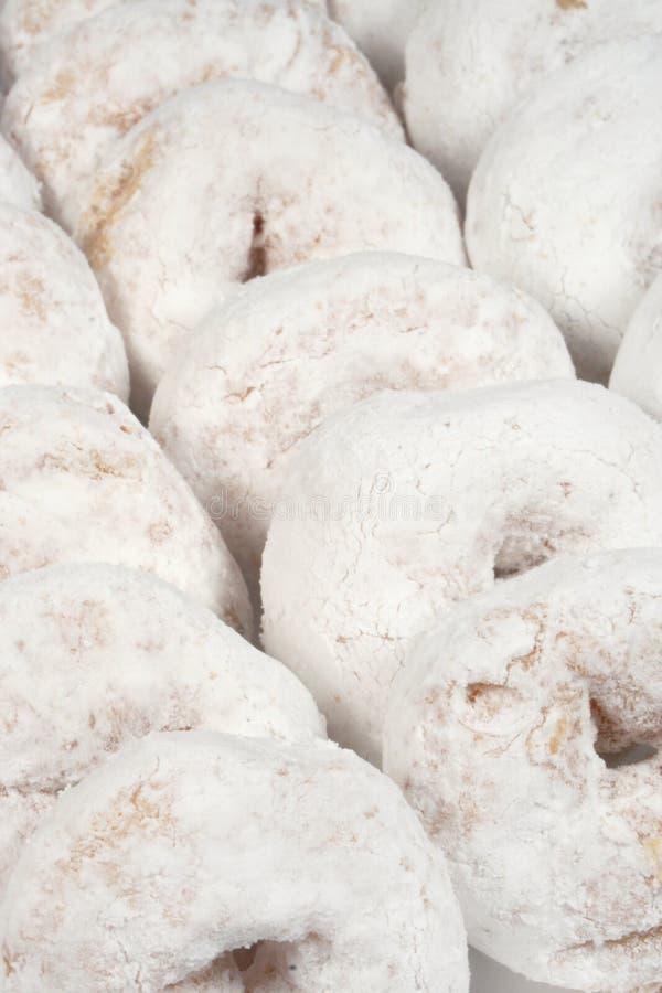 Download Anéis de espuma do açúcar foto de stock. Imagem de pastries - 534614