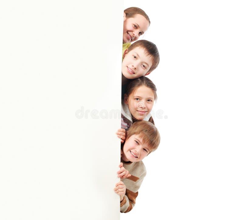 Anúncio educacional imagem de stock