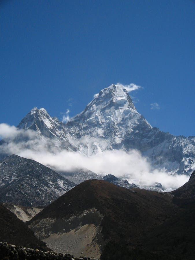 Download Ana Dablam, Himalayas stock image. Image of trekking, extreme - 1706459