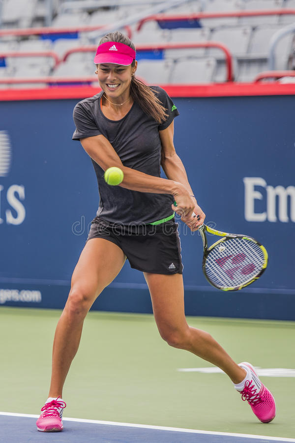 Download Ana Ivanovic Professional Tennis Player Editorial Stock Photo Image Of Sport Racket