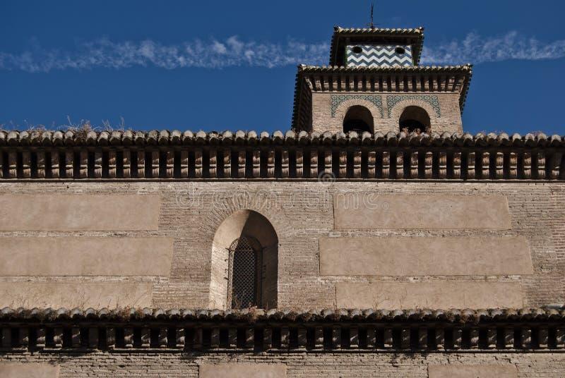 ana santa της Γρανάδας εκκλησιών στοκ εικόνες με δικαίωμα ελεύθερης χρήσης