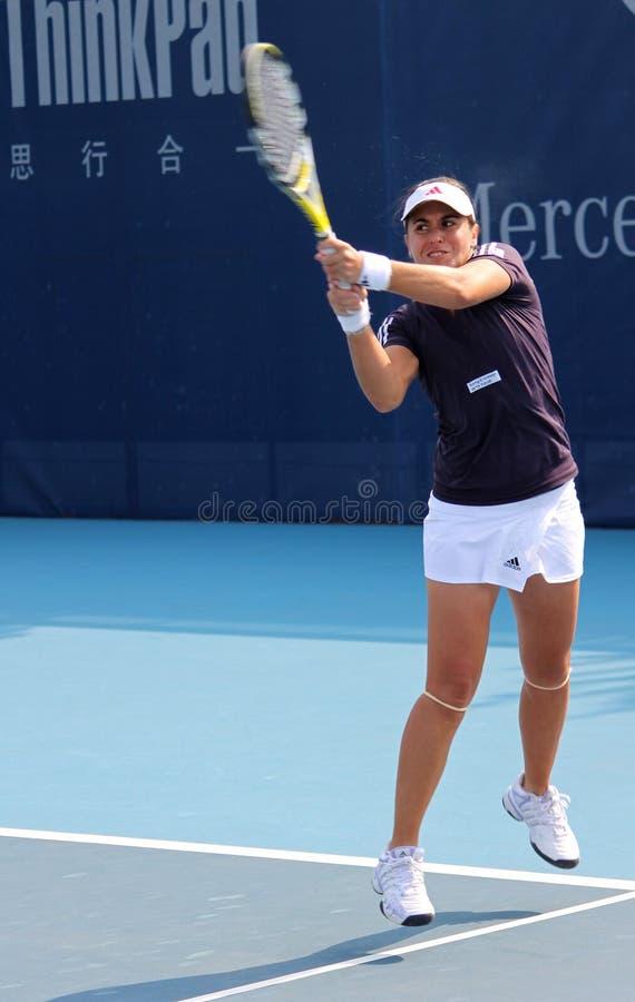 Download Anabel Medina Garrigues (ESP), Tennis Player Editorial Image - Image: 11694820