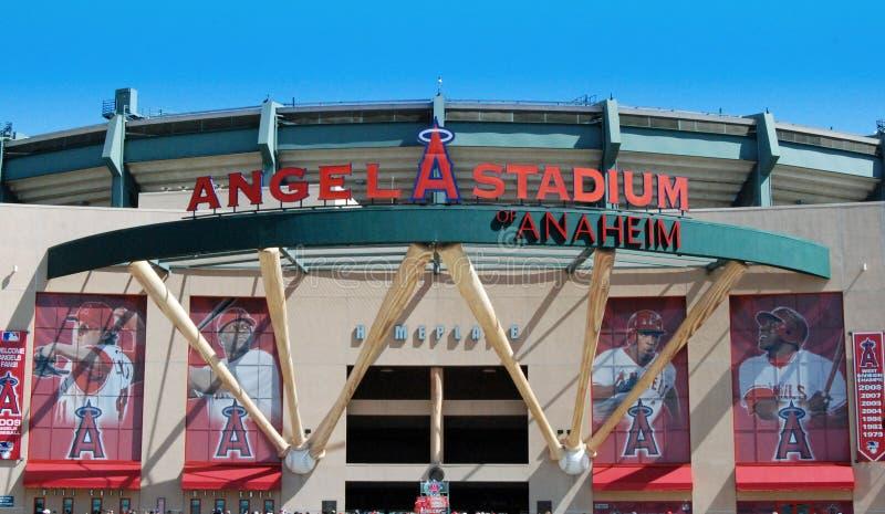 Anaheim het Stadion van de Engel royalty-vrije stock afbeeldingen