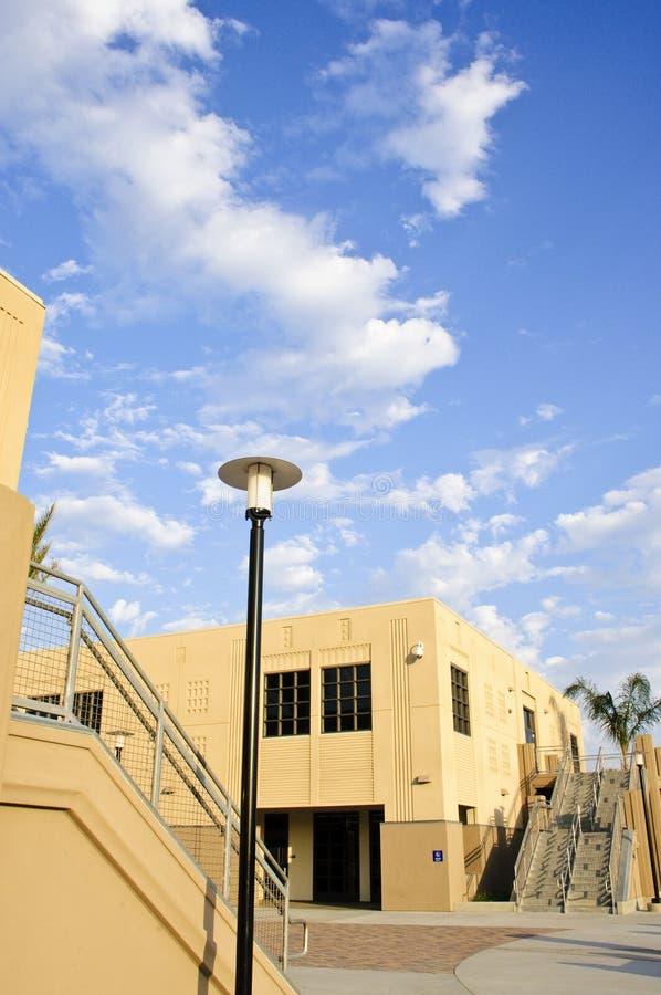 Anaheim school stock foto's
