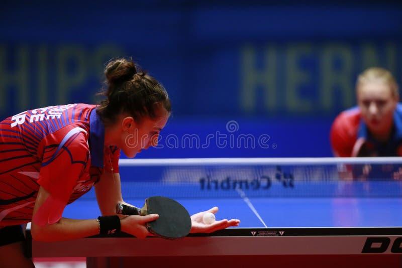 Download Anais Leveque (FRA) redaktionell fotografering för bildbyråer. Bild av sport - 27287854