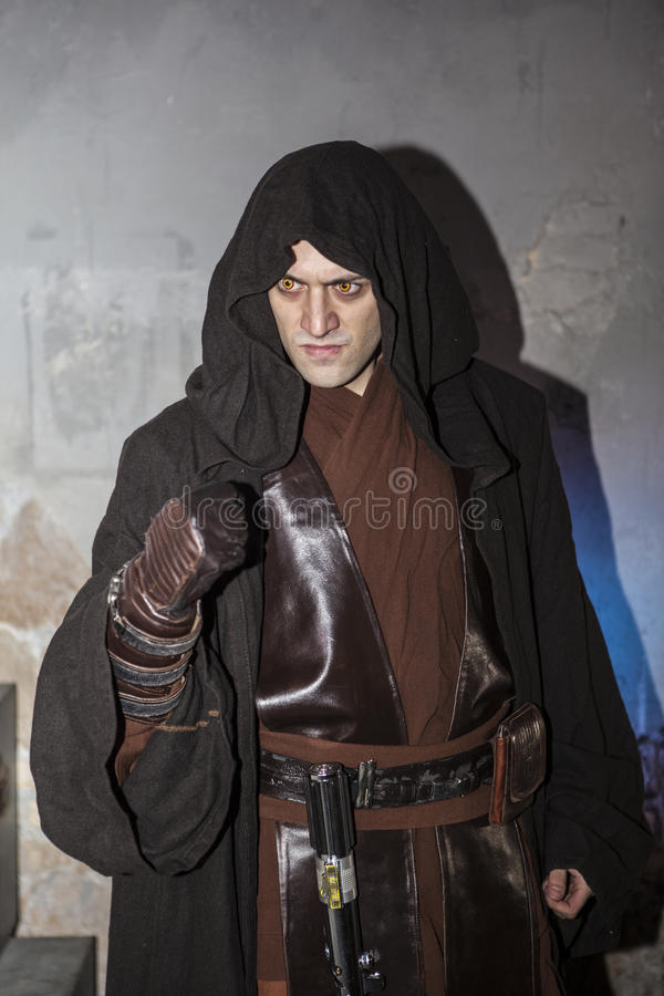 Anakin Skywalker fotografia stock