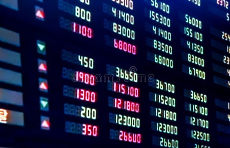Analítica dos dados do conceito da análise de negócio - folhas de papel com gráficos e cartas de negócio imagem de stock