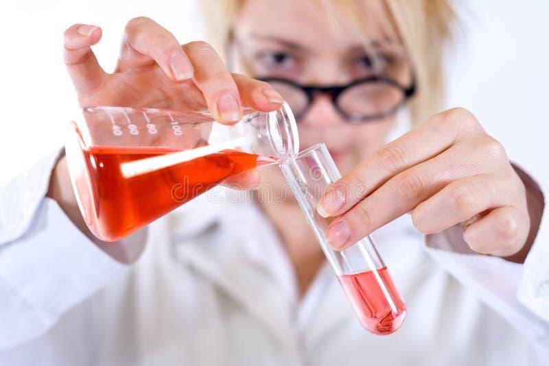 Analisi del sangue fotografie stock libere da diritti