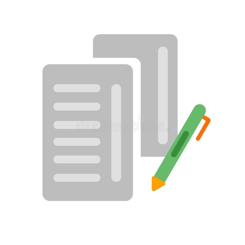 Analityki ikony wektor odizolowywający na białym tle, analityka podpisuje ilustracja wektor