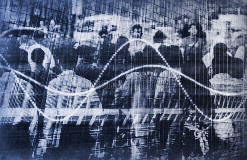 analizy dane ruch drogowy sieć ilustracji