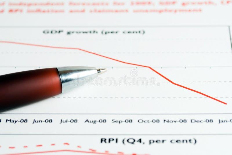 analizy wskaźnika cena zdjęcia royalty free