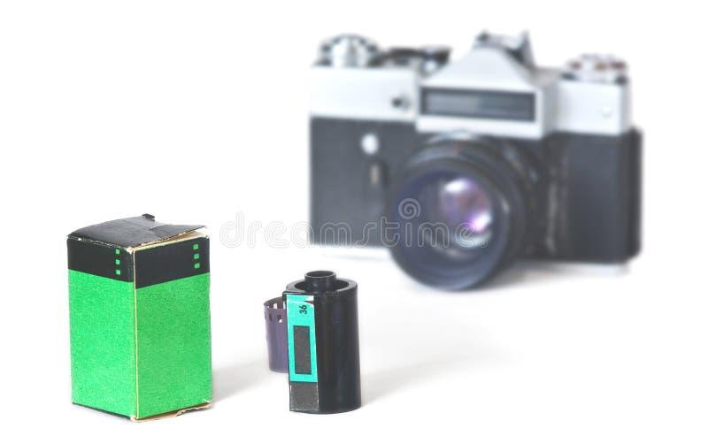 Download Analog photography stock image. Image of spool, nostalgic - 26672367