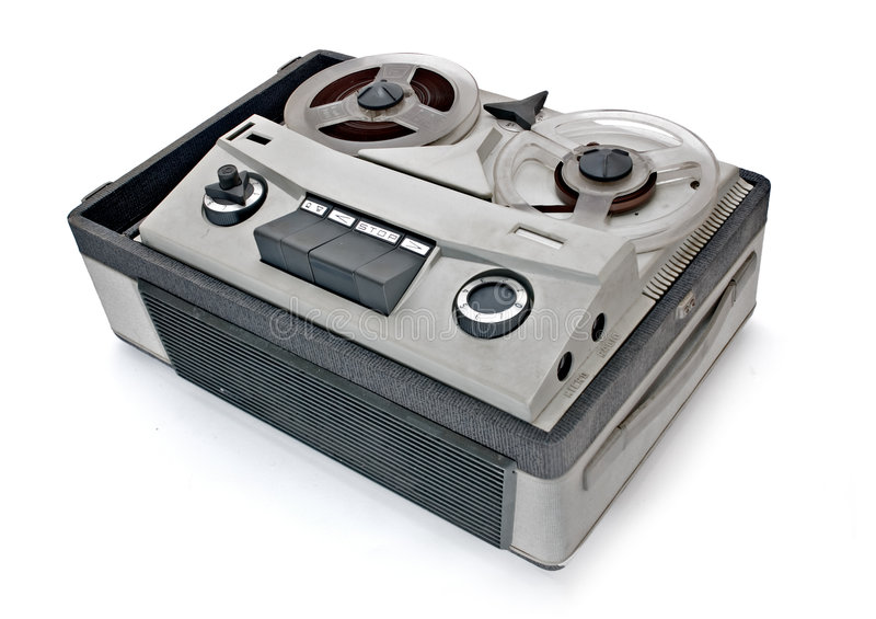 Download Analog recorder stock photo. Image of groove, audio, stop - 1716996