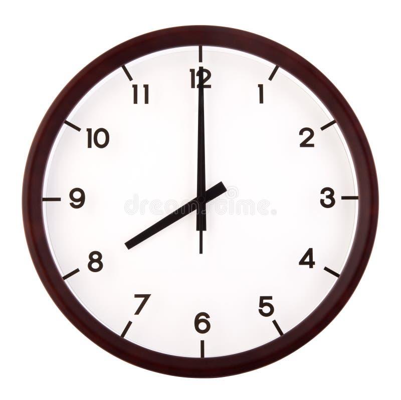 Analogowy zegar obrazy royalty free