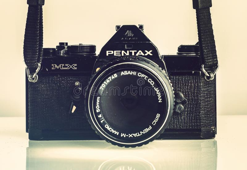 Analogue, Antique, Aperture royalty free stock image